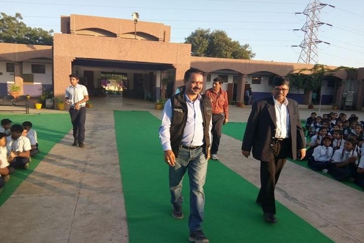 Jawahar Navodaya Vidyalaya-Inviting Guest