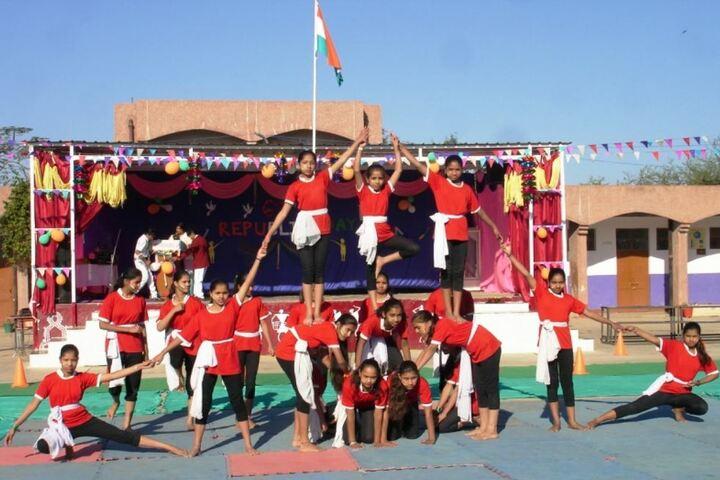 Jawahar Navodaya Vidyalaya-Republic Day Celebrations