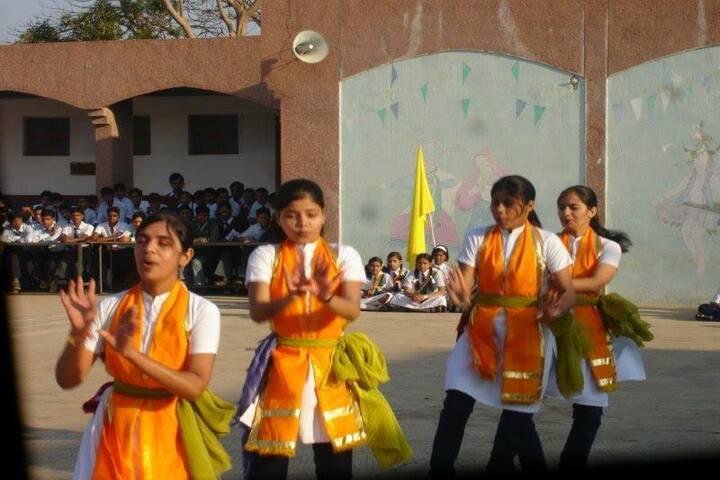 Jawahar Navodaya Vidyalaya-Dancing Activity