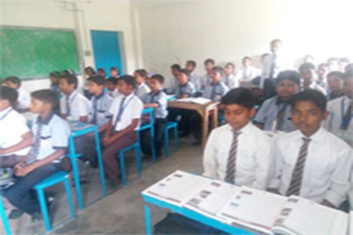 Anand Public School-Classroom