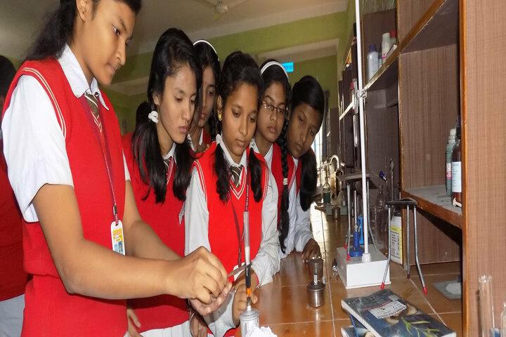 Anand Public School-Lab