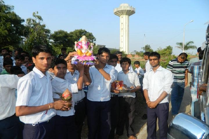 Jawahar Navodaya Vidyalaya-Festival Celebrations