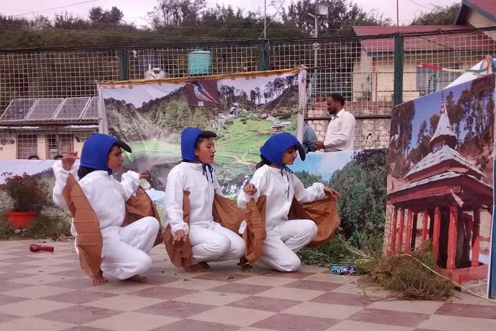 Jawahar Navodaya Vidyalaya-Arts in Education