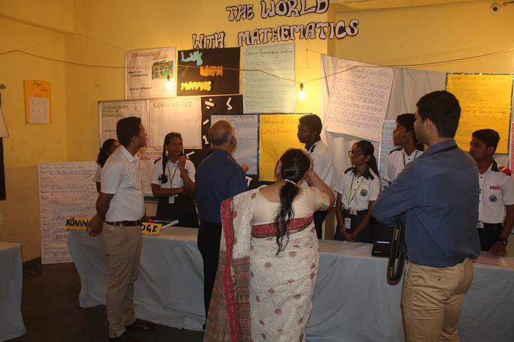 Mahatma Gandhi International School-Science Exhibition