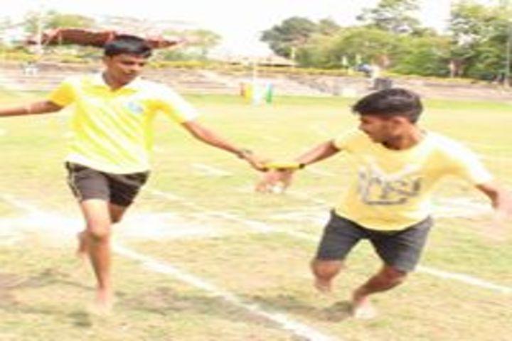Mahatma Gandhi International School-Sports