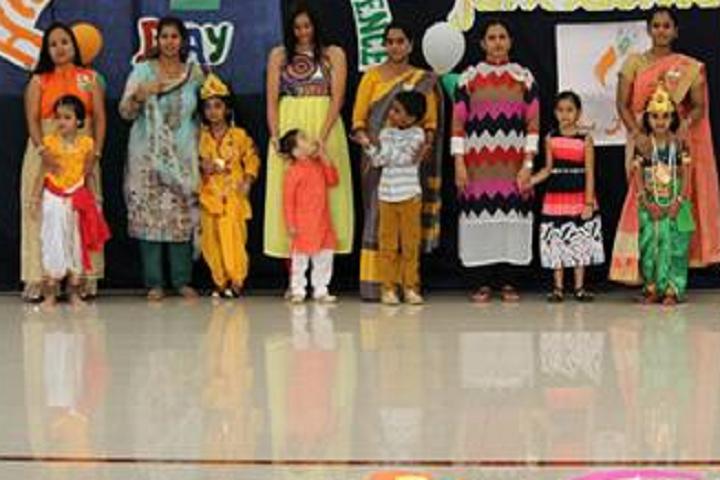 MMahatma Gandhi International School-Fancy dress