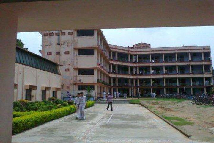 Anandram Dhandhania Saraswati Vidya Mandir-School Building