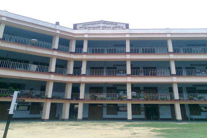 Anandram Dhandhania Saraswati Vidya Mandir-School Image