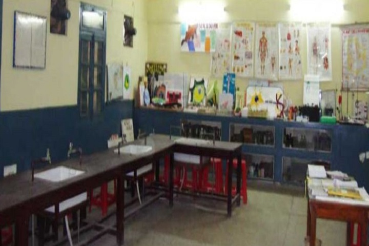 Jay Jyoti School-Biology Lab