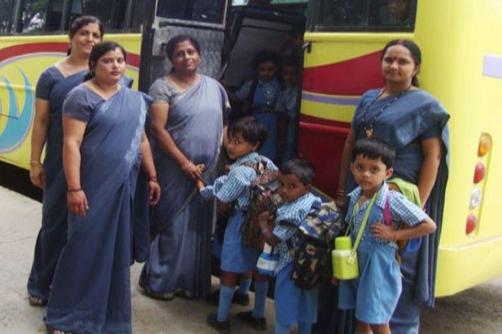 Jay Jyoti School-Bus