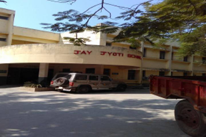 Jay Jyoti School-Campus