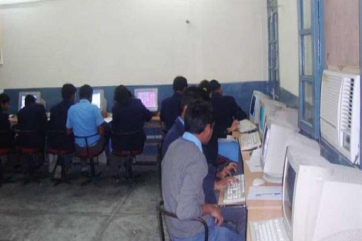 Jay Jyoti School-Computer Lab