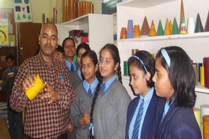 Jay Jyoti School-Maths Lab
