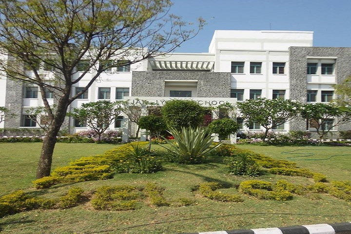 Jay Jyoti School-Campus View