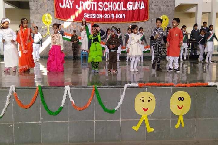 Jay Jyoti School-Independence Day