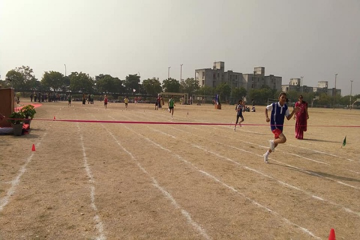 Jay Jyoti School-Sports Day