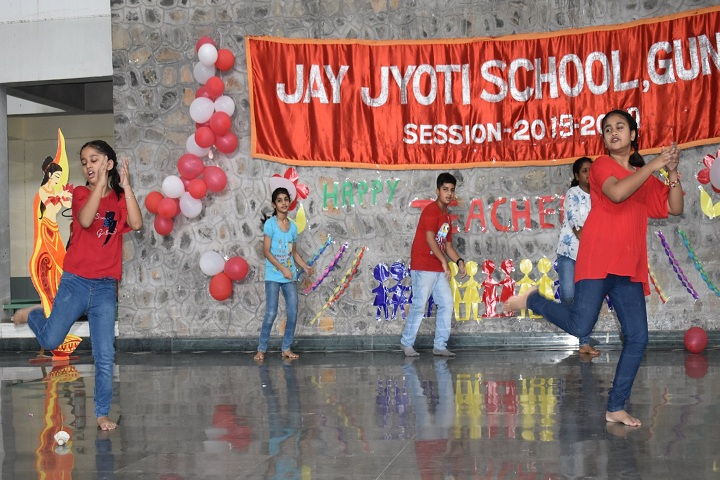 Jay Jyoti School-Teachers Day