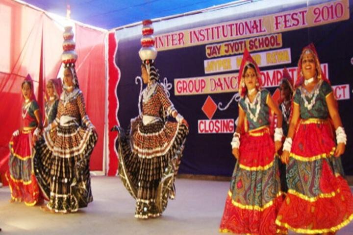 Jay Jyoti School-Cultural Fest