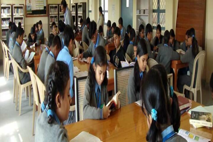 Jay Jyoti School-Library