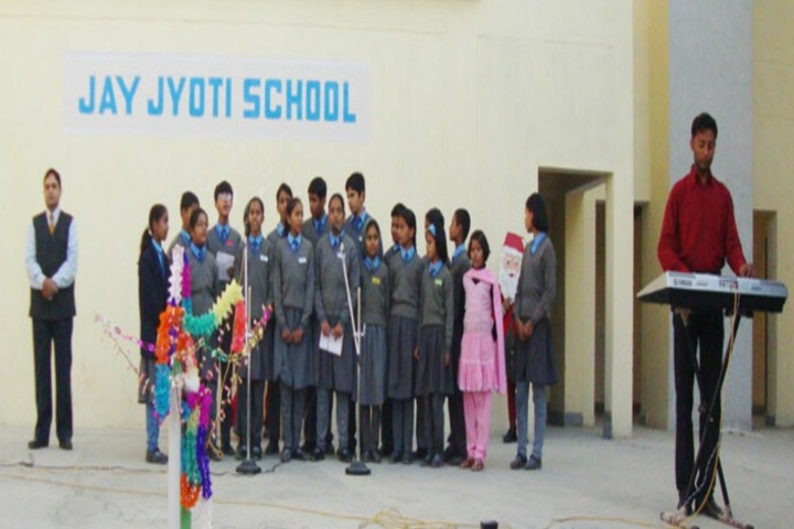 Jay Jyoti School-Music Activity