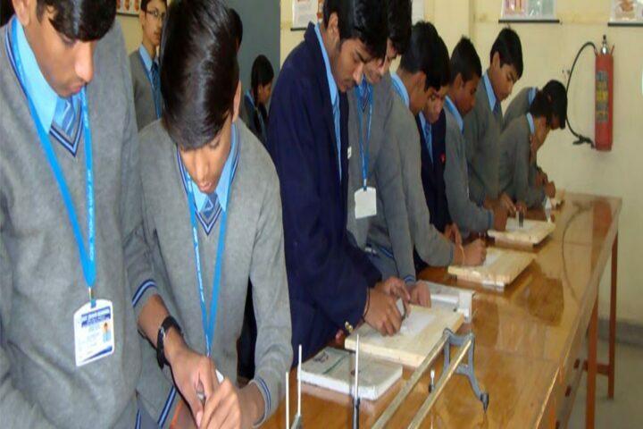 Jay Jyoti School-Physics Lab