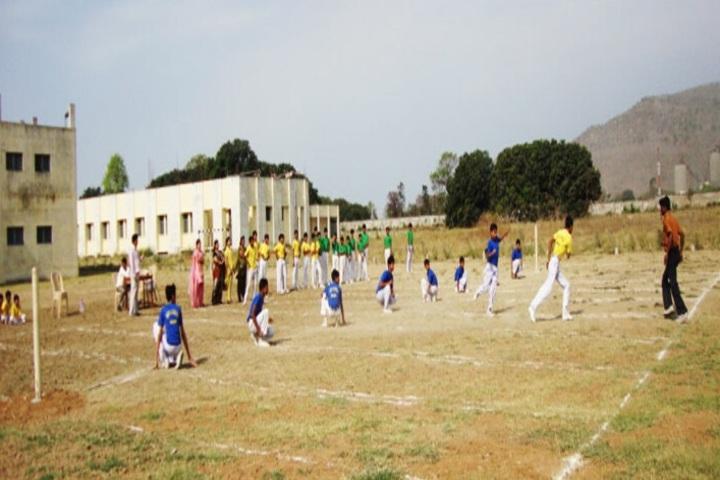 Jay Jyoti School-Play Ground