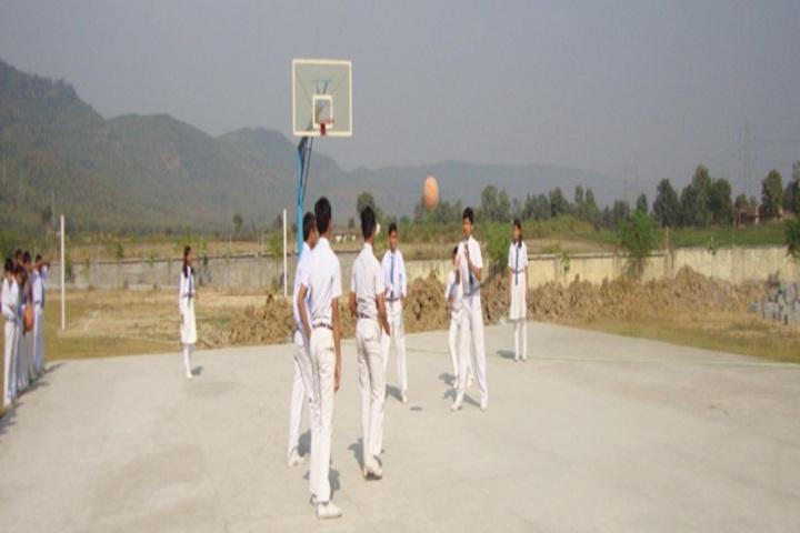 Jay Jyoti School-Playing Area