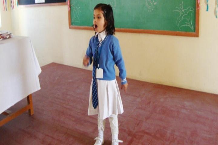 Jay Jyoti School-Recitation