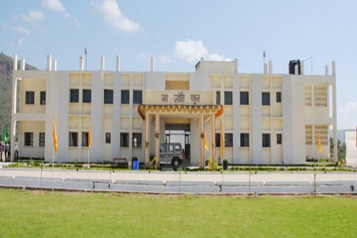 Jay Jyoti School-School Building
