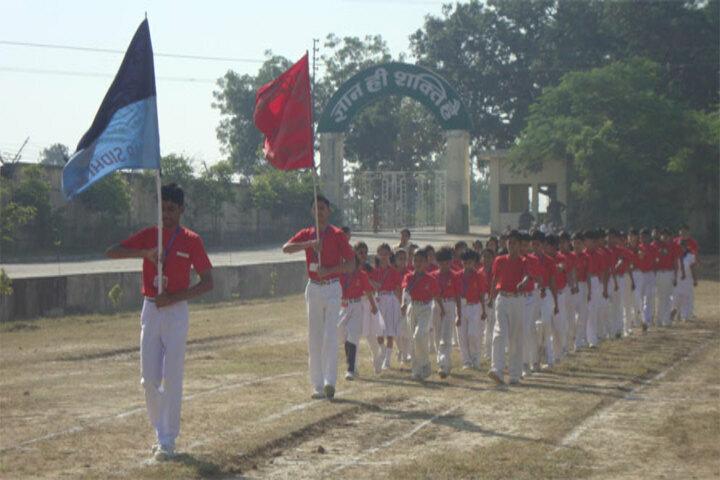 Jay Jyoti School-Sports Meet