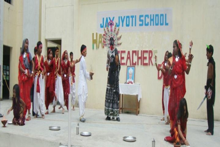 Jay Jyoti School-Teachers Day