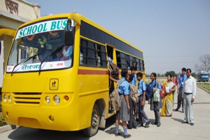 Jay Jyoti School-Transport