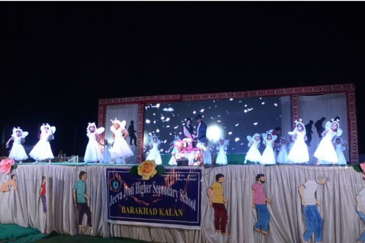 Jeeva Jyoti Higher Secondary School-Annual Day Celebrations
