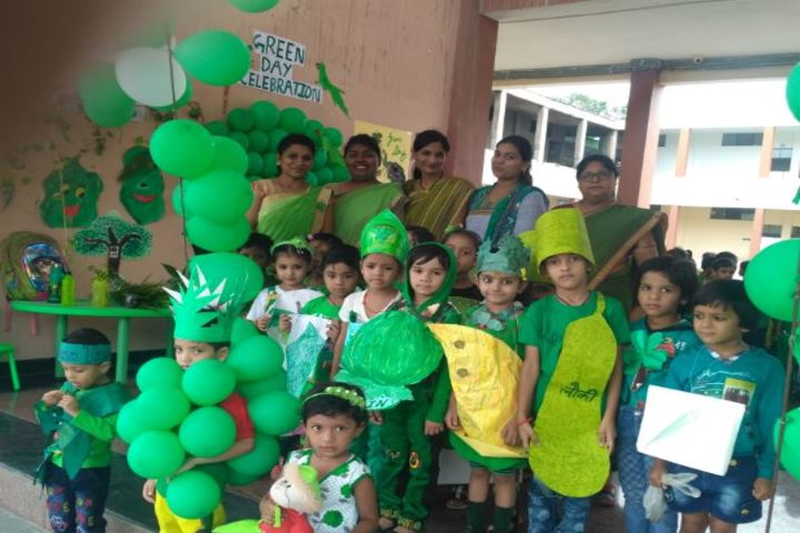 Jeeva Jyoti Higher Secondary School-Green Day