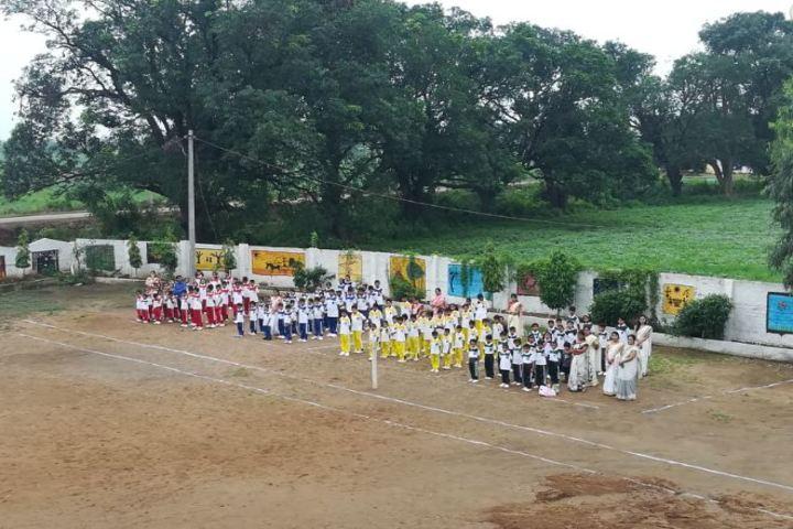 Jeeva Jyoti Higher Secondary School-Republic Day Celebrations