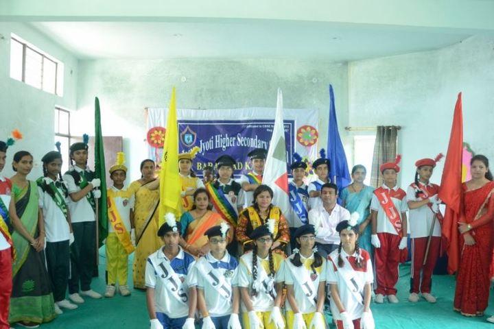 Jeeva Jyoti Higher Secondary School-Scout