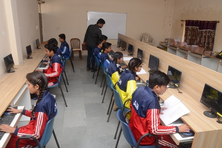 Jeeva Jyoti Higher Secondary School-Computer Lab