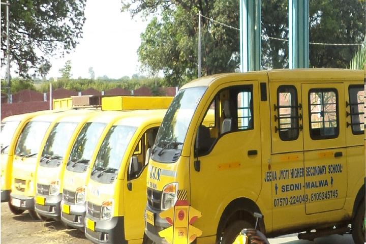 Jeeva Jyoti Higher Secondary School-Transport