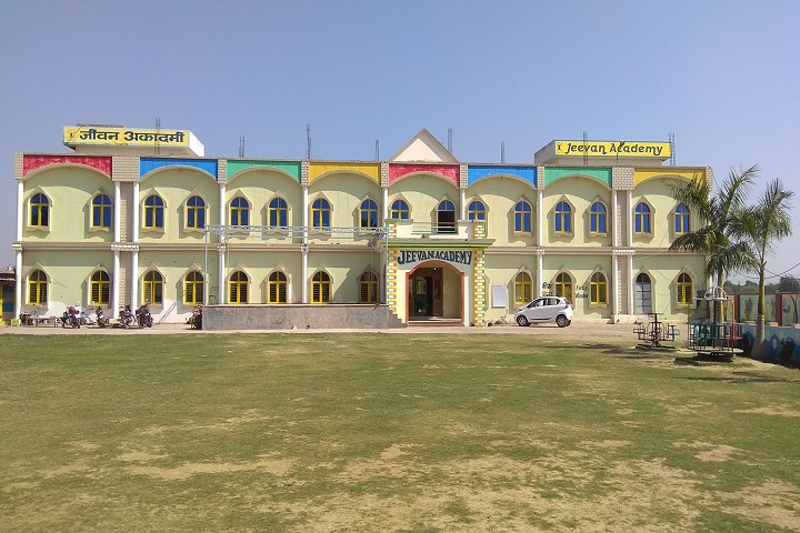 Jeevan Academy-Play Ground
