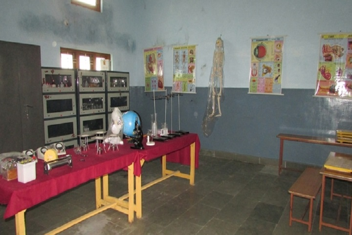 Jeevan Jyoti Convent High School-Biology Lab