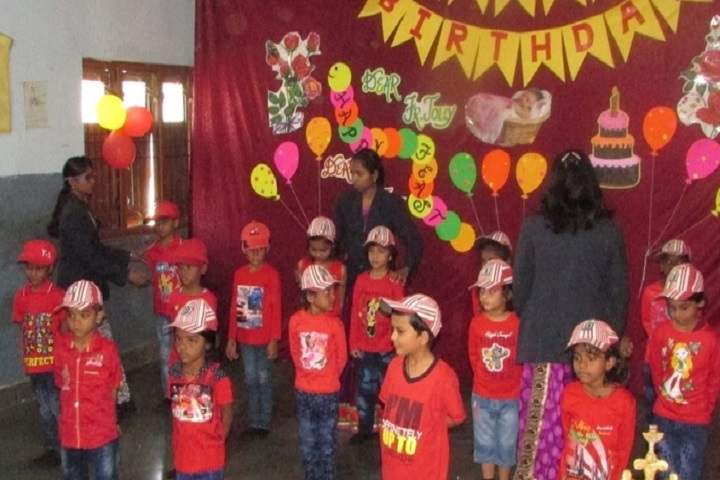 Jeevan Jyoti Convent High School-Birth Day Celebrations