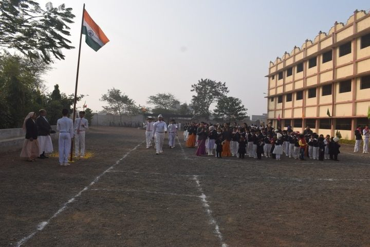 Jeevan Jyoti Convent High School-Independence Day
