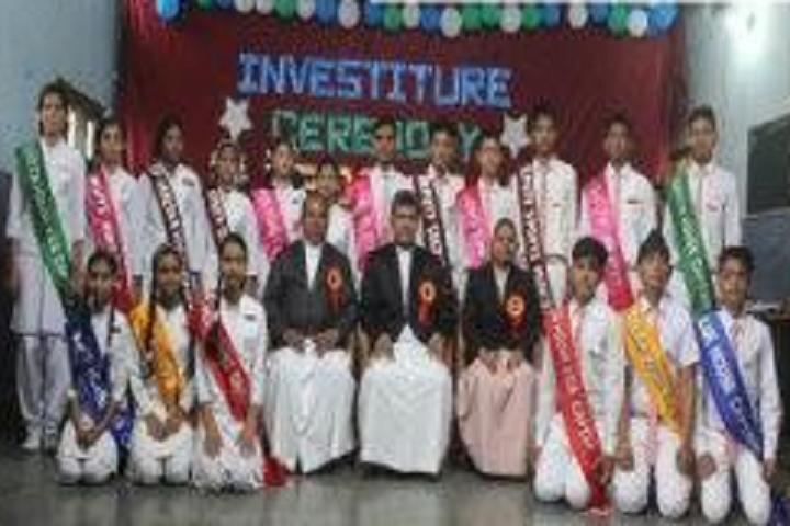 Jeevan Jyoti Convent High School-Investiture  Day