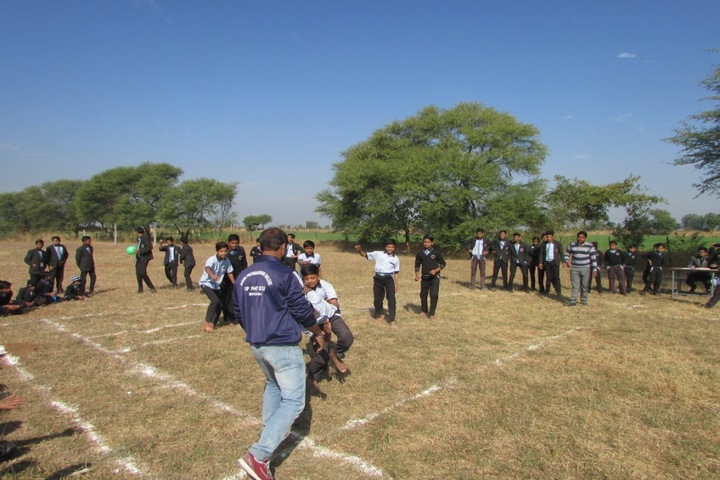Jeevan Jyoti Convent High School-Play Ground