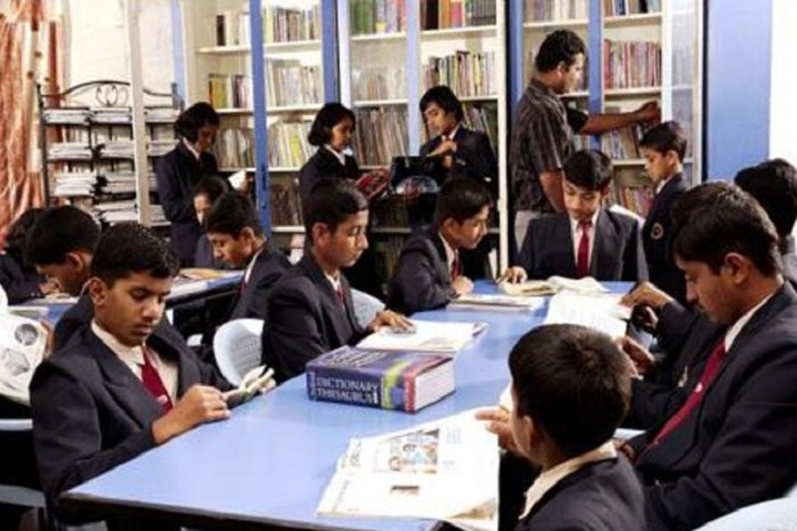 Jindatta Institute Of Education-Library