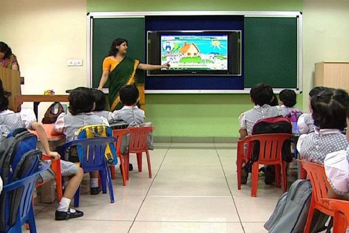 Jindatta Institute Of Education-Smart Class Room