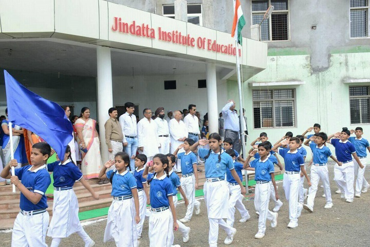 Jindatta Institute Of Education-Sports Day