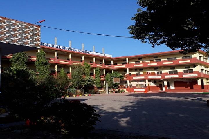 Jolly Memorial Mission School-Campus
