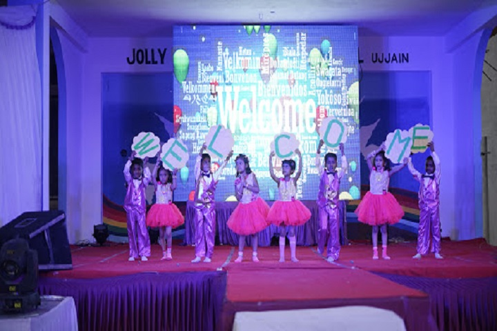 Jolly Memorial Mission School-Dances