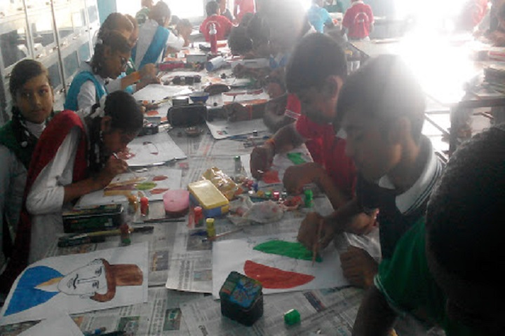 Jolly Memorial Mission School-Painting Competitions
